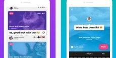 Pour la nouvelle application Uptime, les développeurs de chez Google ont conçu une interface attrayante pour tenter d'attirer les plus jeunes générations.