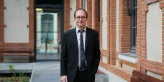Philippe Raimbault, le zen président de l'université de Toulouse
