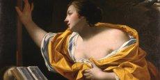 La Madeleine repentante de Simon Vouet
