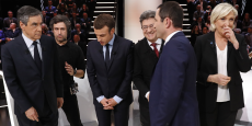 Un débat présidentiel avec un minimum d'Europe...