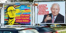 Oskar Lafontaine, patriarche de la Sarre pourrait donner le ton aux prochaines négociations de coalition en Allemagne.