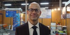Luc Villaret était présent ce mardi à l'inauguration de la 30ème édition du Rist (Rencontres Interrégionales de Sous-Traitance du Sud-Est).