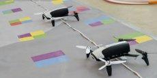 Drones professionnels : un marché d'avenir