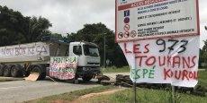 EDF, le CMCK, les transporteurs routiers et même des agriculteurs ont lancé des mouvements de grève au même moment que les salariés de l'entreprise Endel, chargée de transporter le lanceur jusqu'à son pas de tir. Protester au moment du lancement est certainement un moyen de se faire mieux entendre.