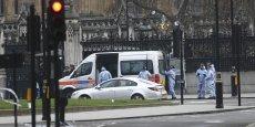 LE GROUPE ÉTAT ISLAMIQUE REVENDIQUE L'ATTAQUE DE LONDRES