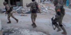 NÉGOCIATIONS POUR LA PAIX À GENÈVE SUR FONDS DE COMBATS EN SYRIE