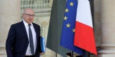 Michel Sapin, le ministre de l'Economie et des Finances tablait pour 2016 sur une croissance de 1,4%. Finalement, le PIB n'a progressé que de 1,1%.