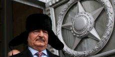 LA RUSSIE TENTERAIT DE SOUTENIR UN CHEF DE GUERRE LIBYEN