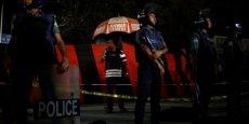 L'EI REVENDIQUE UN ATTENTAT À DACCA AU BANGLADESH