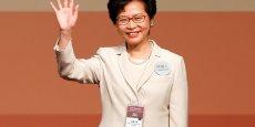 UNE FEMME DÉSIGNÉE À LA TÊTE DE L'EXÉCUTIF DE HONG KONG