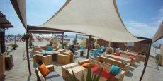 Les plages privées veulent booster leur activité estivale (photo : Côté Plage, à Canet-en-Roussillon)