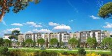 Le programme immobilier Le Forum, à Lattes (34), sera livré en décembre 2018.