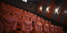 Une salle de cinéma à Cracovie, le 10 janvier 2014.