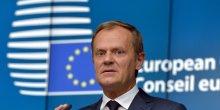 Donald tusk annonce un accord unanime sur la grece