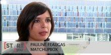 Pauline Feaugas, responsable Opérations développement de MatchUpBox