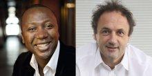 Bertin Nahum (gauche) et Ludovic Le Moan (droite) intègrent le CNNum