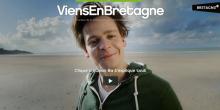 Bretagne sondage pub tourisme
