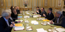 Hollande recherche Nobel