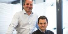 Xavier Levesy et Louis Veyret, fondateurs d'United Motion Ideas