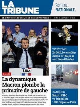 edition quotidienne du 19 janvier 2017
