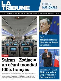 edition quotidienne du 20 janvier 2017