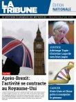 edition quotidienne du 23 juillet 2016
