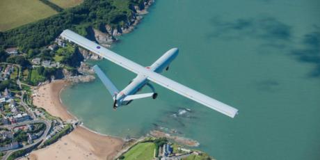 Le drone Watchkeeper de Thales volera-t-il dans le ciel polonais (Crédits : Thales crédit Richard Seymour)