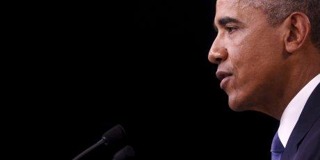 Barack obama promet de soutenir davantage l'opposition syrienne moderee