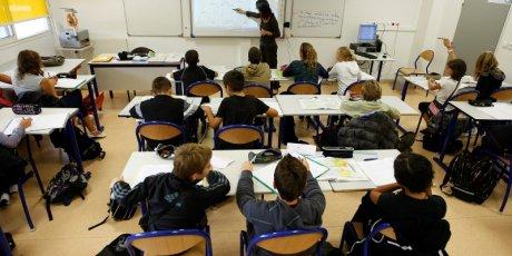Les enseignants se detournent de francois hollande, selon opinionway