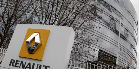 Renault, l'une des valeurs a suivre a la bourse de paris
