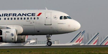 Les pilotes air france prets a une greve longue, date non determinee