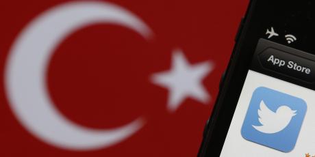 Twitter en turquie