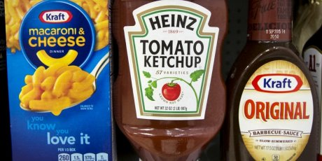 Kraft heinz multiplie par quatre son benefice