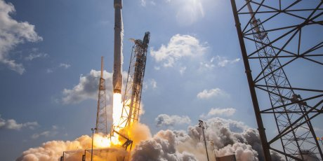 SpaceX Falcon 9 Iridium