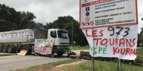 Kourou, pas de tir, Guyane, Ariane 5, grève,