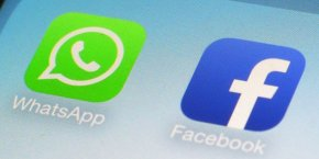 Pour la quatrième fois depuis février 2015, la justice brésilienne avait ainsi bloqué mardi l'application très populaire WhatsApp, propriété du géant Facebook, qui permet d'échanger gratuitement des messages, des photos ou des vidéos.