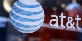 AT&T pèse aujourd'hui 238 milliards de dollars en Bourse, contre 65 milliards pour Time Warner.