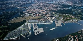 Royal Seaport Stockholm