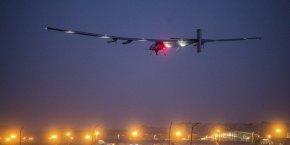 Le tour du monde du Solar Impulse 2 est destiné avant tout à montrer les capacités des énergies renouvelables