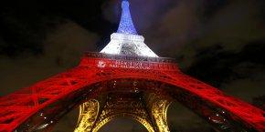 Les attentats de paris, facteur de risque supplementaire pour la fragile reprise economique