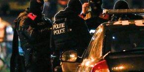 Une personne inculpee en belgique en relation avec les attentats de paris