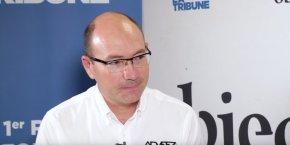 Karim Ben Dhia, PDG et fondateur d'Adveez