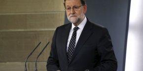 Mariano Rajoy embarassé par une lettre envoyé à Bruxelles.