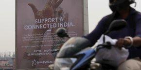 L'offre d'Internet gratuit de MarK Zuckerberg, le patron de Facebook, s'est heurté à l'autorité de régulation des télécommunications indienne, qui a décidé de l'interdire ce lundi.