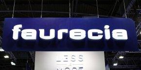 Faurecia a enregistré une hausse de son activité supérieure au marché.
