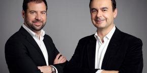 Anthony Jouannau et EricMignot, sont les co-fondateurs avec Salah Hamida de +Simple.fr, une plateforme qui veut révolutionner le courtage en assurance online.
