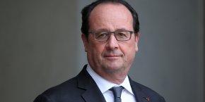 """""""Si elle est adoptée, puisque c'est prévu au début du mois de juillet, chacun prendra en compte ce qu'est cette loi et les effets qu'elle peut avoir dès le mois de septembre. Ce qui veut dire que les Français jugeront"""", selon François Hollande."""