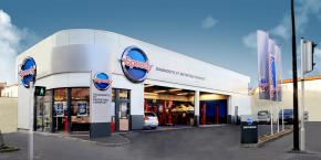 """""""Travailler avec Bridgestone va nous aider à assurer le développement de Speedy"""", a déclaré le président du groupe Speedy France, Jacques Le Foll."""