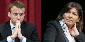 Anne Hidalgo s'était engagée dans une passe d'arme avec le ministre Emmanuel Macron sur la question des zones touristiques internationales (ZTI) où le travail du dimanche sera autorisé.