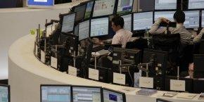 Les bourses europeennes dans le vert a la mi-seance